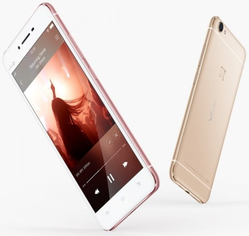 vivo X6S and vivo X6S Plus are Officially Unveiled in China
