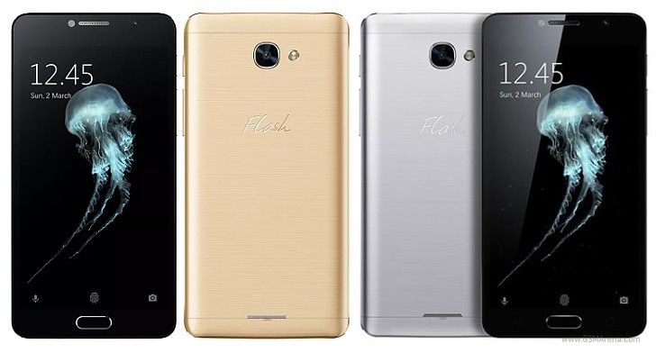The ALL-Metal Alcatel Flash Plus 2 Debuted Officially