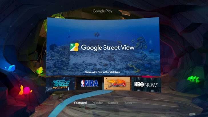 Google I/O 2016 News: VR: Daydream is a New Virtual Reality Platform