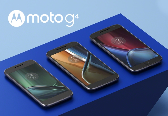 Lenovo Motorola Introduced the Lenovo Moto G4, Moto G4 Plus and Moto G4 Play