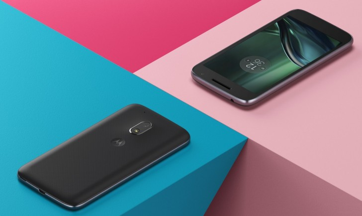 Lenovo Moto G4, Moto G4 Plus and Moto G4 Play are presented