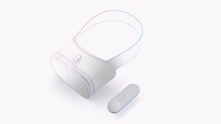Google VR: Daydream is announced