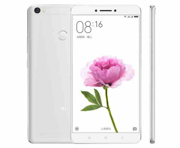 The Extra-Large Xiaomi Mi Max is Official