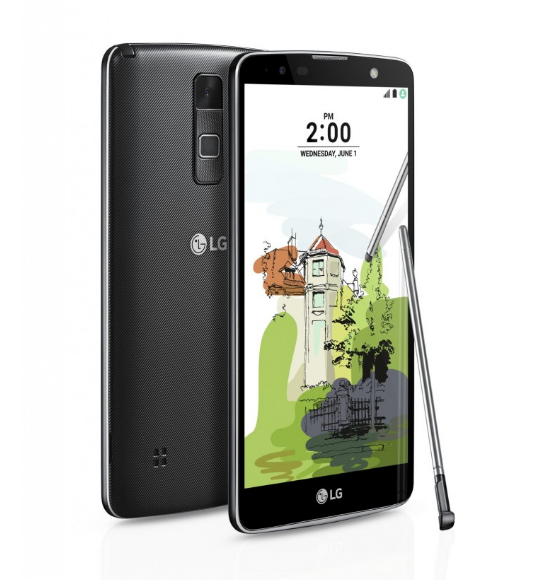 LG Stylus 2 Plus is Released in Taiwan, Packed with a Nano-Coated Stylus