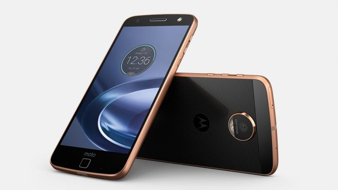 Lenovo Moto Z and Moto Z Force are introduced