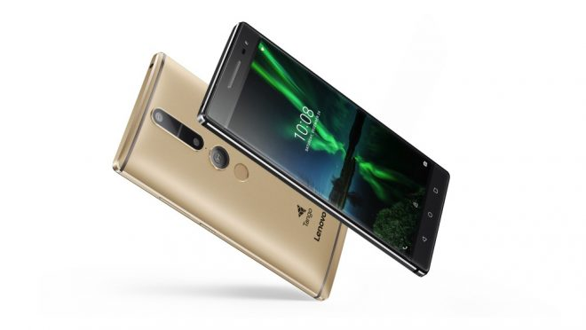 Lenovo Phab 2 Pro is unveiled