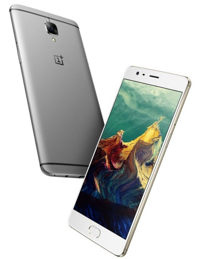OnePlus 3 is here