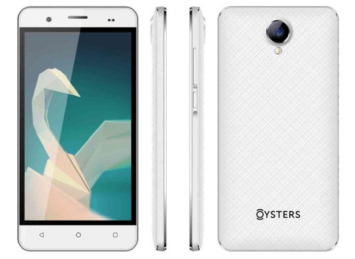 The new Sailfish OS-running handset is Oyster SF