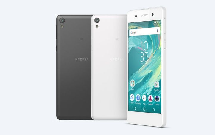 Sony Xperia E5 goes official